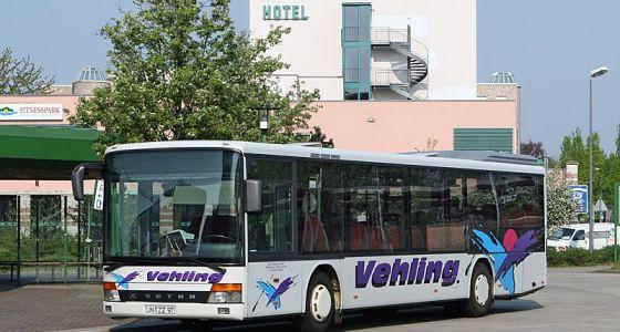 Bus Ausflug mit Vehling Reisen