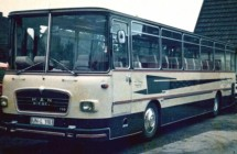 Busfahrt mit Vehling Reisen Bergkamen